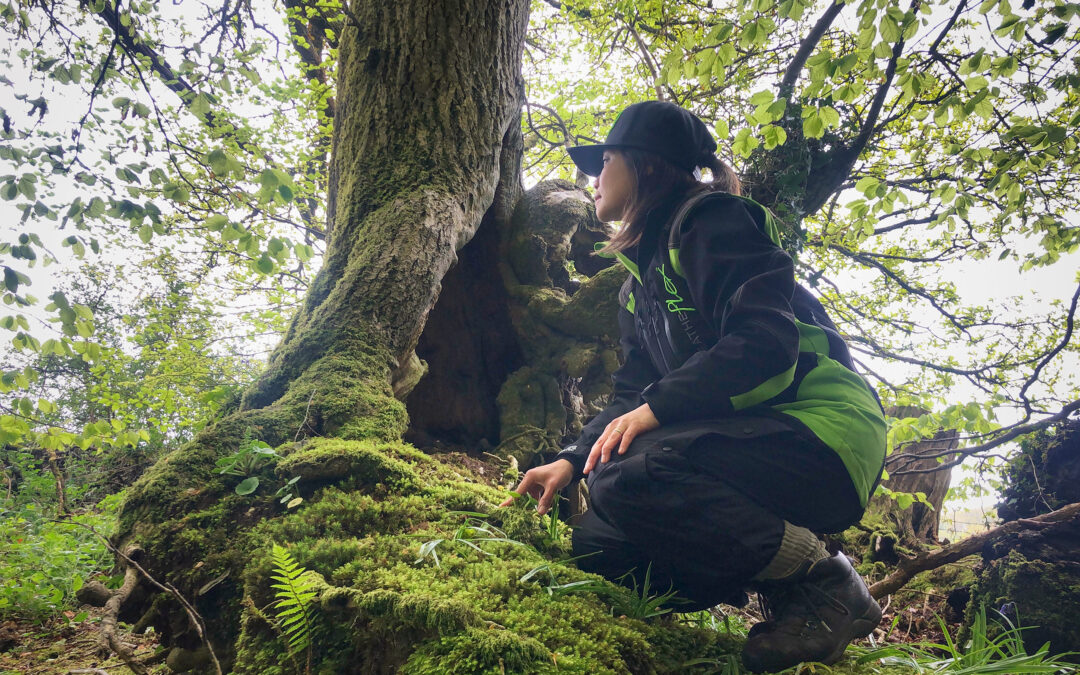 Conservation Careers: Cheryl Duerden